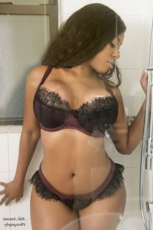 Annaelle erotic massage in Georgetown