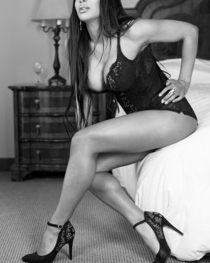 Alessa tantra massage in Longview